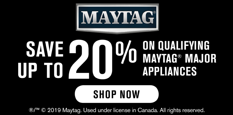 MAYTAG DEPENDABLE SAVINGS EVENT