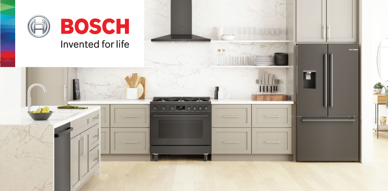 BOSCH YOUR DREAM KITCHEN INSTANT REBATES